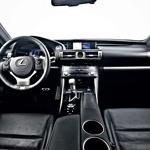 Test: Lexus IS 300h F-Sport Premium (foto: Saša Kapetanovič)