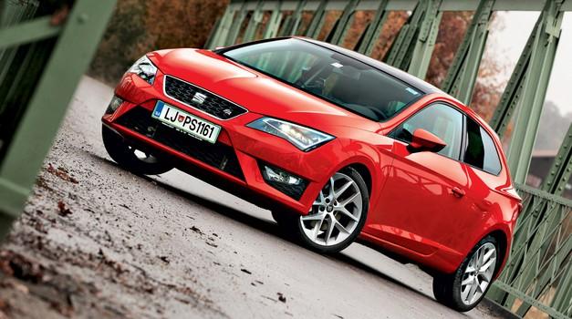 Podaljšani test: Seat Leon SC 2.0 TDI (135 kW) FR (foto: Uroš Modlic, Saša Kapetanovič)