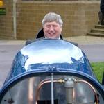 Ian Stanfield je vodil obnovo (foto: Beaulie National Motor Museum)