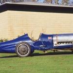 Rekordni Sunbeam spet živi! (foto: Beaulieu National Motor Museum)