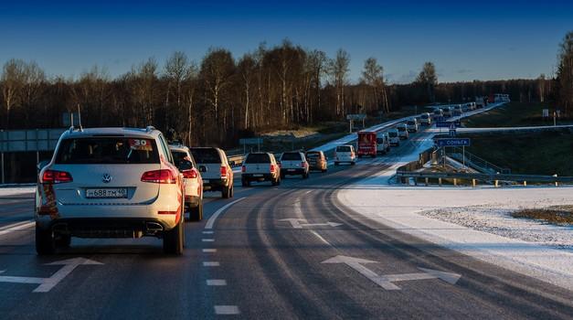 Mogočna Volkswagen flota (foto: Volkswagen Rus)
