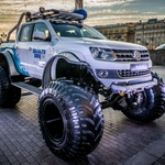 Polar Expedition Amarok (foto: Volkswagen Rus)