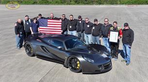 Video: Hennessey Venom GT je postal najhitrejši serijski avtomobil