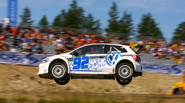 Volkswagen tudi v svetovni rallycross! (foto: FIA World RX Championship Media Office)