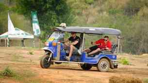 Motogros: Gerčar in Gajser do novih točk na Tajskem