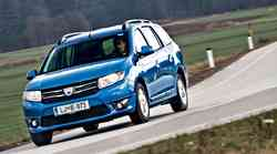 Kratki test: Dacia Logan MCV 1.5 dCi 75 Laureate