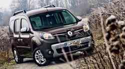 Kratki test: Renault Kangoo dCi 110 Extrem