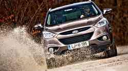 Kratki test: Hyundai ix35 2.0 CRDi 4WD Style