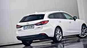 Kratki test: Mazda6 2.0 Skyactive SPC Revolution