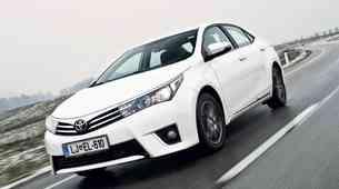 Kratki test: Toyota Corolla SD 1.4 D-4D Luna
