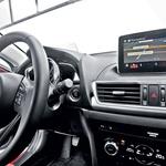 Podaljšani test: Mazda3 SP G120 Revolution (foto: Saša Kapetanovič)
