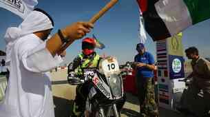 Abu Dhabi desert challenge: Stanovnik na koncu peti!