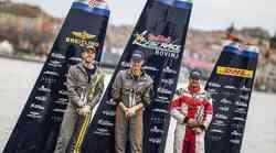Red Bull Air Race: Podlunšek tretji!