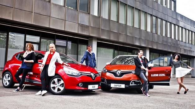 Spoznajte hud job pripravnike, ki bodo vozili Renaulte (foto: Saša Kapetanovič)