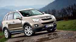Kratki test: Opel Antara 2.2 CDTi AWD Cosmo