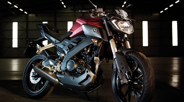 Predstavitev: Yamaha MT-125 (foto: Yamaha)