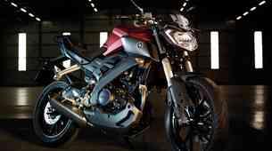 Predstavitev: Yamaha MT-125