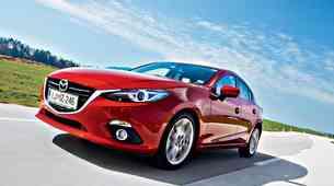 Podaljšani test: Mazda3 SP G120 Revolution