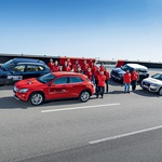 Primerjalni test: Audi Q3, BMW X1, Mercedes GLA in Mini Countryman (foto: Achim Hartmann)
