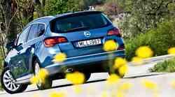 Kratki test: Opel Astra Sports Tourer 1.6 Turbo Cosmo