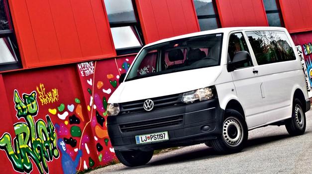 Kratki test: Volkswagen Transporter Kombi 2.0 TDI (103 kW) KMR (foto: Saša Kapetanovič)
