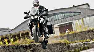 Test: Yamaha XT1200ZE Super Ténéré