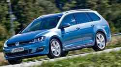 Podaljšani test: Volkswagen Golf Variant 1.4 TSI Comfortline