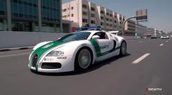 Uganete, kje na svetu imajo najhitrejše policijske avtomobile?