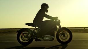 Harley-Davidson draži z napovednikom svojega prvega električnega motorja
