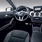 Test: Mercedes-Benz GLA 220 CDI 4MATIC (foto: Saša Kapetanovič)