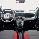 Fiat Panda 1.2 8v LPG Lounge (foto: Saša Kapetanovič)