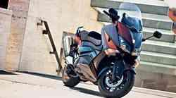 Test: Yamaha TMAX BRONZE MAX