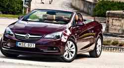 Kratki test: Opel Cascada 1.6 Turbo Cosmo