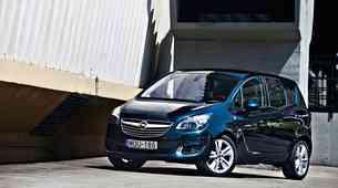 Kratki test: Opel Meriva 1.6 CDTi Cosmo