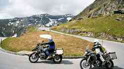Primerjalni test: BMW F800GS Adventure in BMW R1200GS Adventure