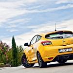 Kratki test: Renault Megane R.S. 275 Trophy (foto: Saša Kapetanovič)