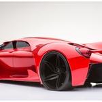 Ferrari F80: naslednik LaFerrarija? (foto: Adriano Raeli)