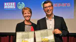Nova nagrada za Adrio Mobil
