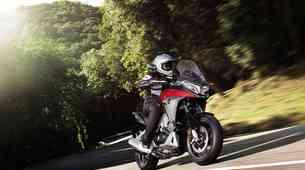 Prihaja povsem nova Honda VFR800X Crossrunner