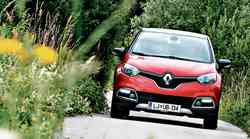 Kratki test: Renault Captur Energy dCi 90 Helly Hansen