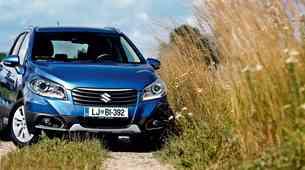 Kratki test: Suzuki SX4 S-Cross 1.6 VVT CVT Allgrip Elegance