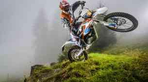 Prvi vtis: KTM E Freeride