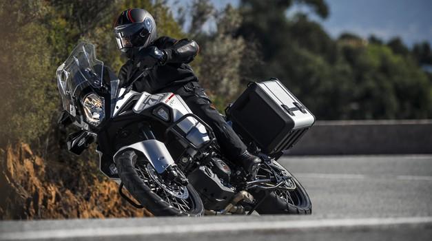 KTM Super Adventure , motocikel superlativov