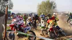 Rekordna udeležba motokrosistov na zaključni dirki v Prilipah