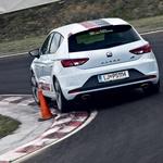 Kratki test: Seat Leon Cupra 2.0 TSI (206 kW) (foto: Saša Kapetanovič)