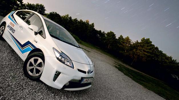 Podaljšani test: Toyota Prius Plug-in Hybrid Executive (foto: Uroš Modlic)