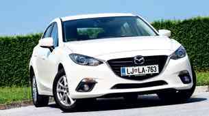 Kratki test: Mazda3 G100 Challenge
