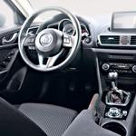 Kratki test: Mazda3 G100 Challenge (foto: Saša Kapetanovič)