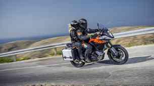 EICMA: KTM z naslednikom SMT in superlahkim kros motociklom