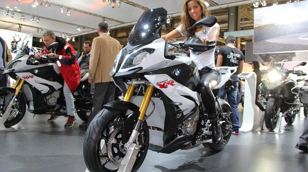 EICMA: BMW S1000XR in F 800 R (foto: BMW, PEK)